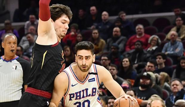NBA'de Türk derbisi Cedi Osman'ın!