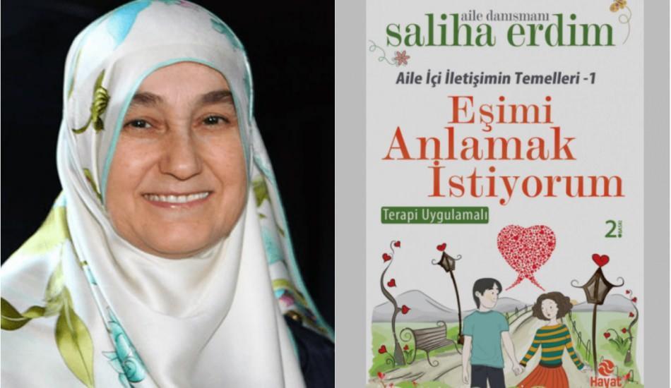 Saliha Erdim - Eşimi Anlamak İstiyorum kitabı