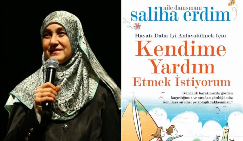 Saliha Erdim - Kendime Yardım Etmek İstiyorum kitabı