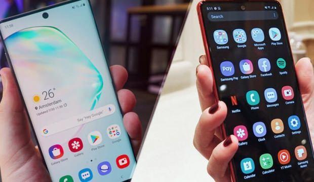 Samsung'un 3 yeni cep telefonu satışa çıktı