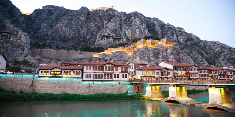 """""""Şehzadeler Şehri"""" Amasya'nın müzeleri"""