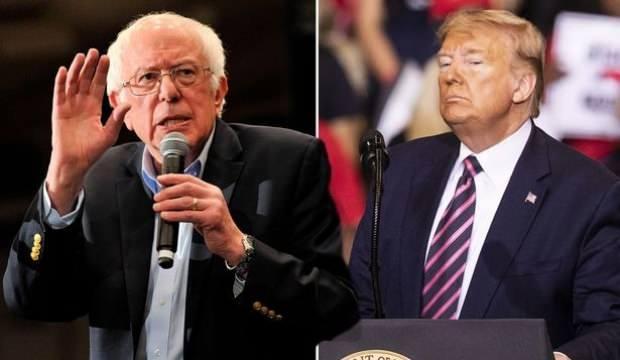 Trump'ın en büyük rakibi Sanders'dan İsrail'i kızdıracak Filistin mesajı