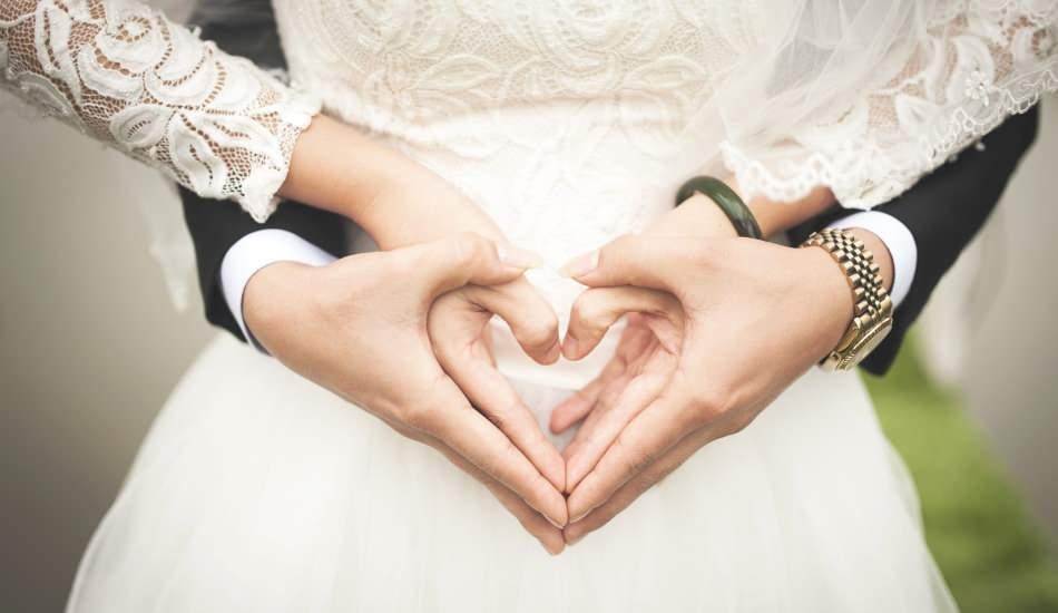 Türkiye'de evlenme sayısı düşüşe geçti
