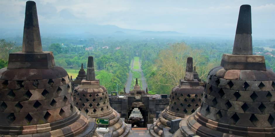Yogyakarta'da keşfetmeye değer yerler
