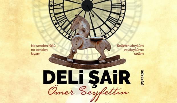 Ömer Seyfettin'in Sıra Dışı Öyküsü İlk Kez Tiyatro Sahnesinde