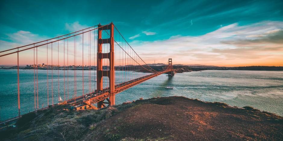 Amerika'nın en renkli şehri San Francisco'da görülecek yerler