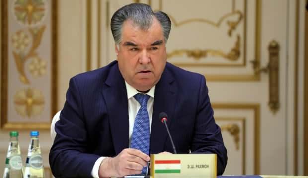 Dışişleri Bakanlığından Tacikistan'a tebrik mesajı