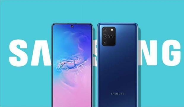 Galaxy S10 Lite ilk yazılım güncellemesini aldı
