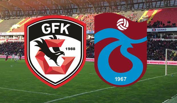 Gaziantep Fk Trabzonspor Maci Ne Zaman Saat Kacta Muhtemel 11 Ler Belli Oldu Tum Spor Haber