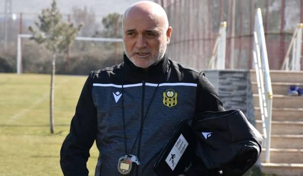 Hikmet Karaman, Yeni Malatyaspor ile ilk idmanına çıktı