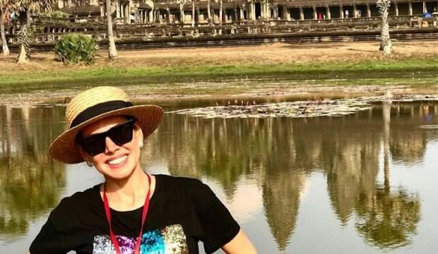 Kamboçya'dan ilginç manzaralar