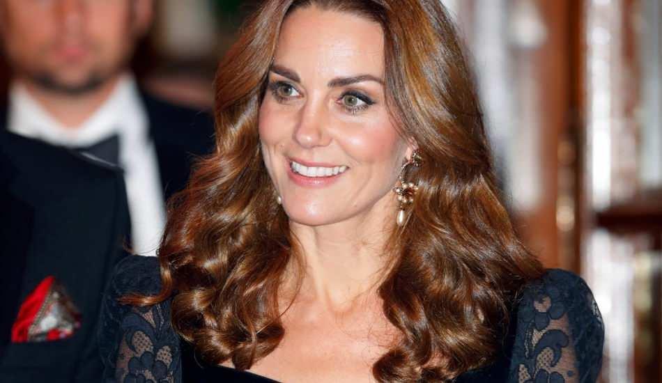 Kate Middleton yeşil stili ile gözleri kamaştırdı!