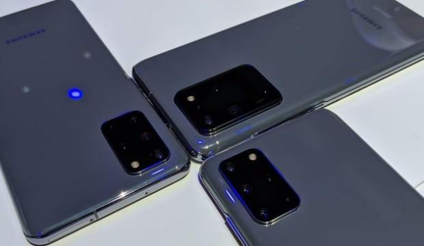 Samsung, Galaxy S20'nin düşük satış rakamlarını Koronavirüs salgınına bağladı