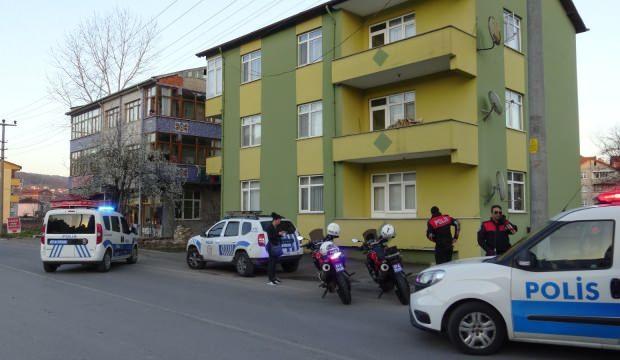 Zonguldak'ta 3. kattan düşen şahıs hayatını kaybetti