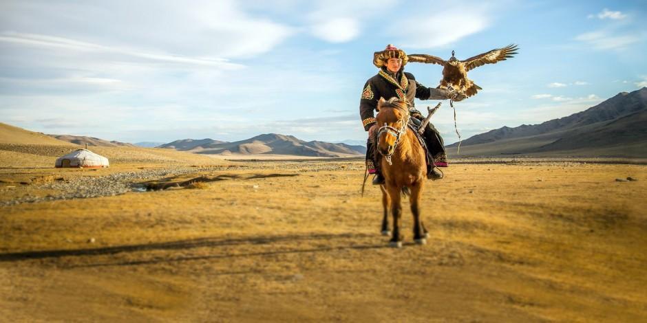 Uçsuz bucaksız bozkırlar: Moğolistan'da gezilecek yerler
