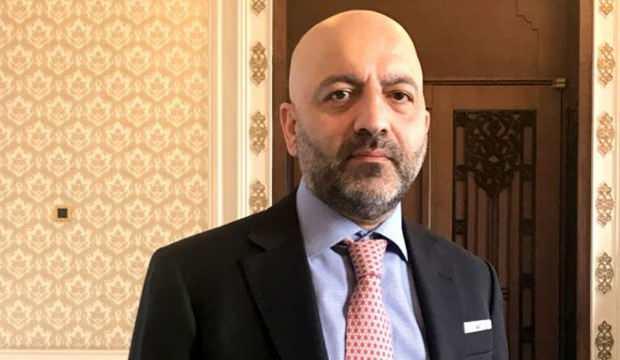 Azeri iş adamı Mübariz Mansimov Gurbanoğlu FETÖ'den gözaltına alındı