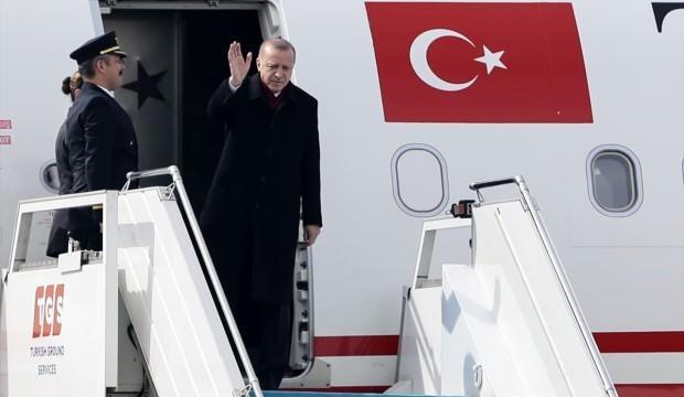 Cumhurbaşkanı Belçika'da! Erdoğan'ın Brüksel programı belli oldu