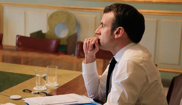 Fransa'da koronavirüs nedeniyle tüm okullar kapatılıyor