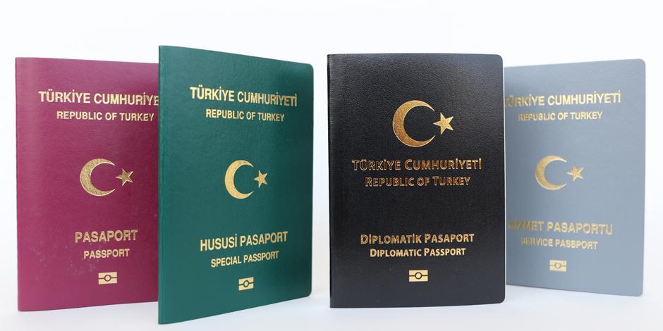 Hangi renk pasaport daha güçlüdür?