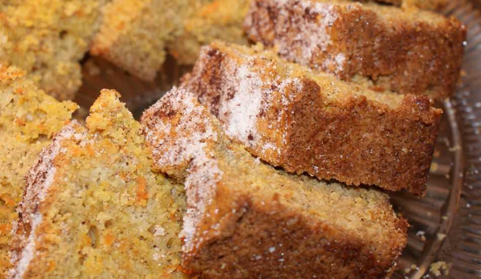 En kolay havuçlu cevizli tarçınlı kek nasıl yapılır?