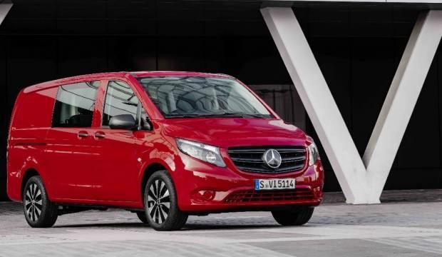 Mercedes 2020 Makyajlı Vito Türkiye için tarih verdi