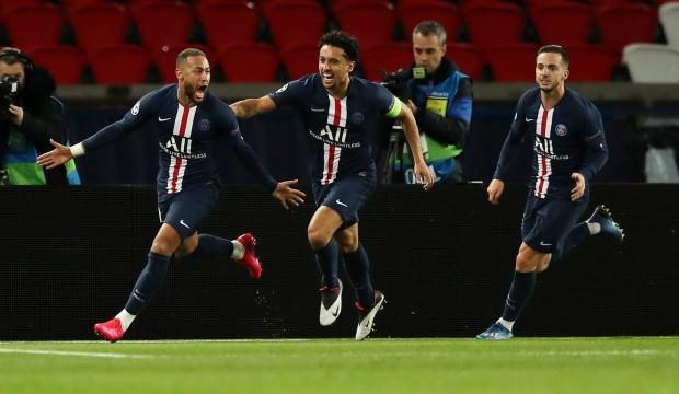 Paris Saint-Germain turu söktü aldı!