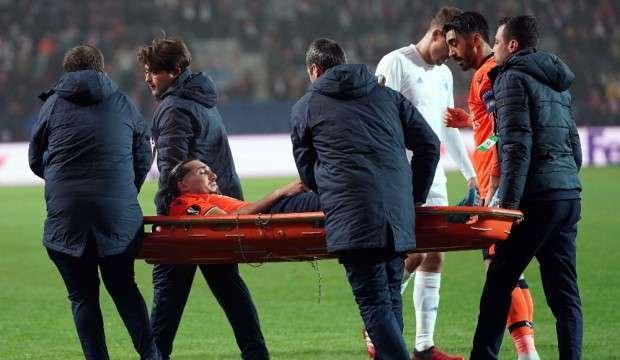 Enzo Crivelli stattan tekerlekli sandalye ile ayrıldı