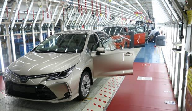 Pandemi üretimi düşürdü! Toyota eski seviyeye ulaşacak