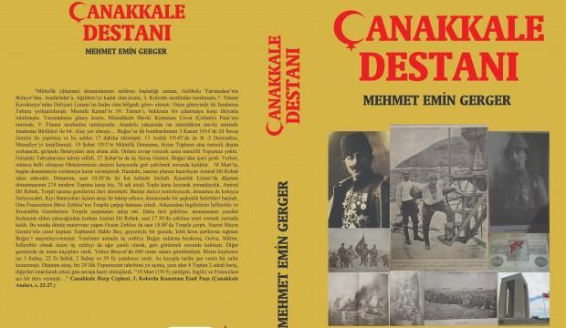 Araştırmacı Yazar Mehmet Emin Gerger'in 70. kitabı yayınlandı