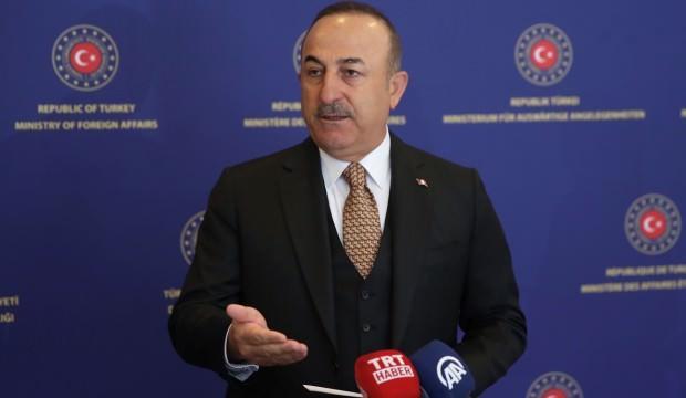 Bakan Çavuşoğlu: AB için utanç kaynağı