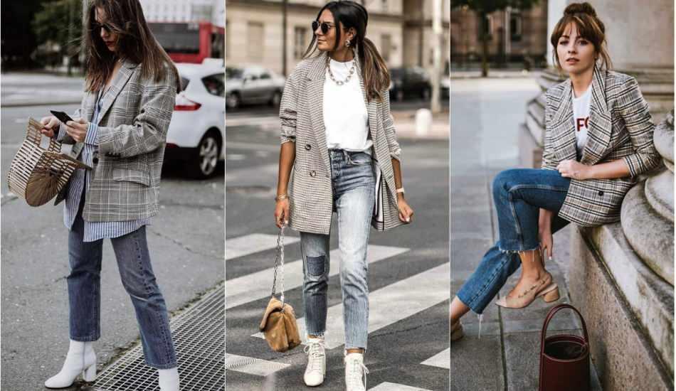Blazer nasıl giyinilir? Blazer ceket kombinleri 2020