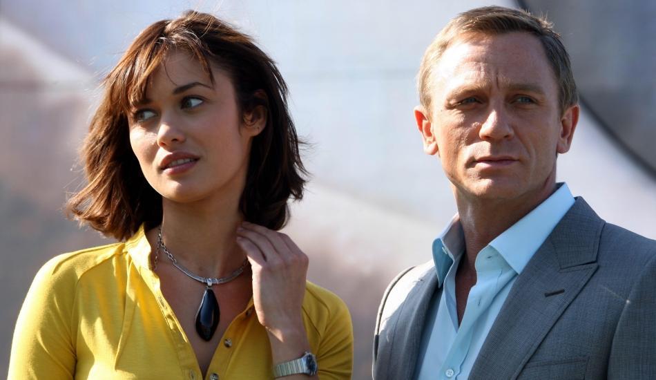Koronavirüse yakalanan James Bond oyuncusu Olga Kurylenko iyileşme sürecini anlattı!
