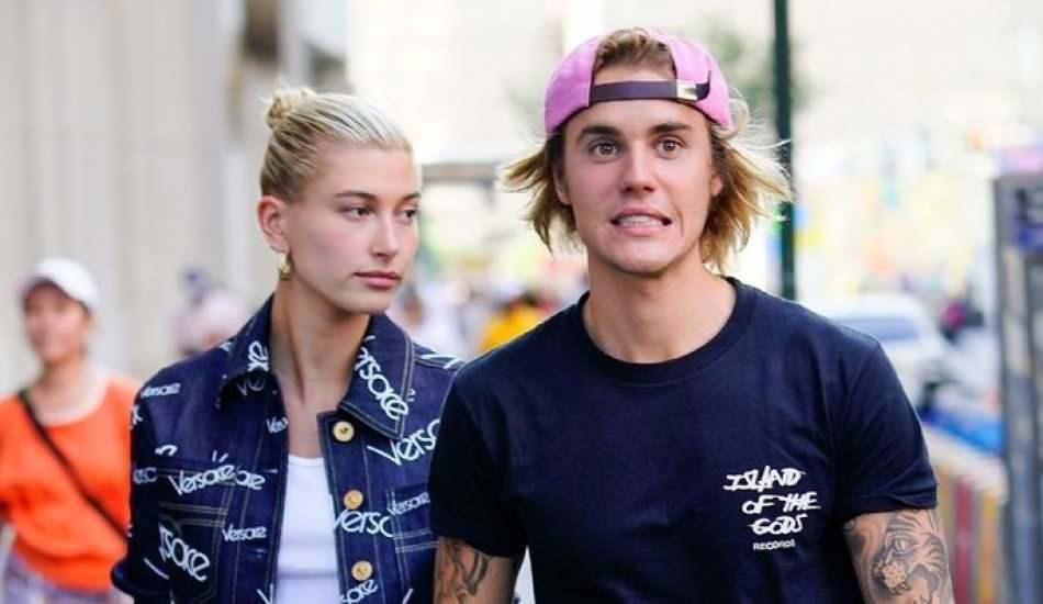 Justin Bieber ile eşi Hailey Bieber Tik Tok uygulamasına katıldı!