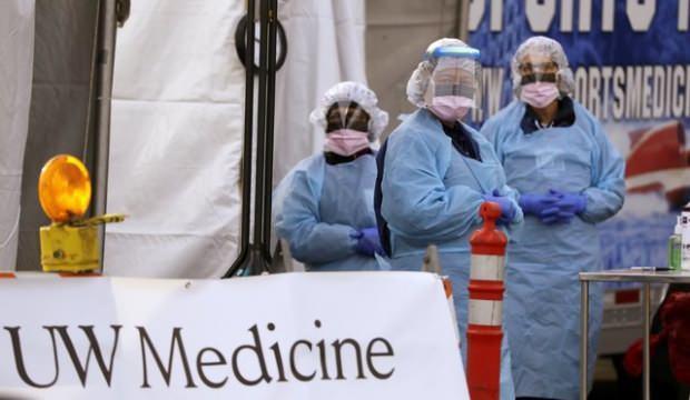 New York'taki hastanelerin kaynakları 10 gün içinde tükenebilir