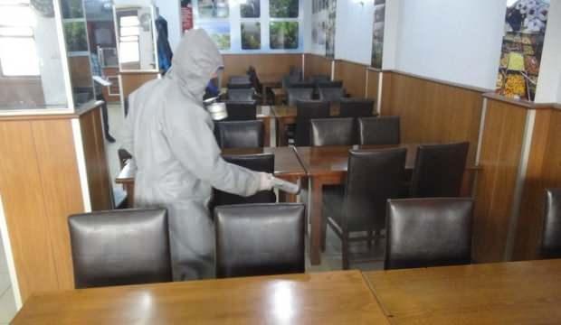 Restoran işletmecileri koronavirüse karşı destek istiyor