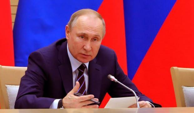Rusya: Putin için koronavirüs testine ihtiyaç yok