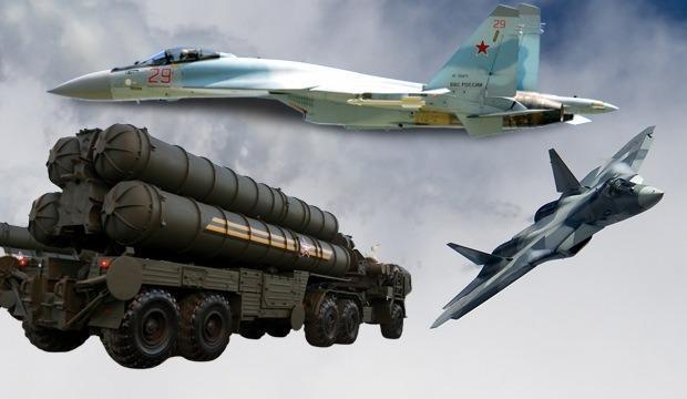 Rusya'dan Türkiye açıklaması! S-400 ve Su-35 mesajı