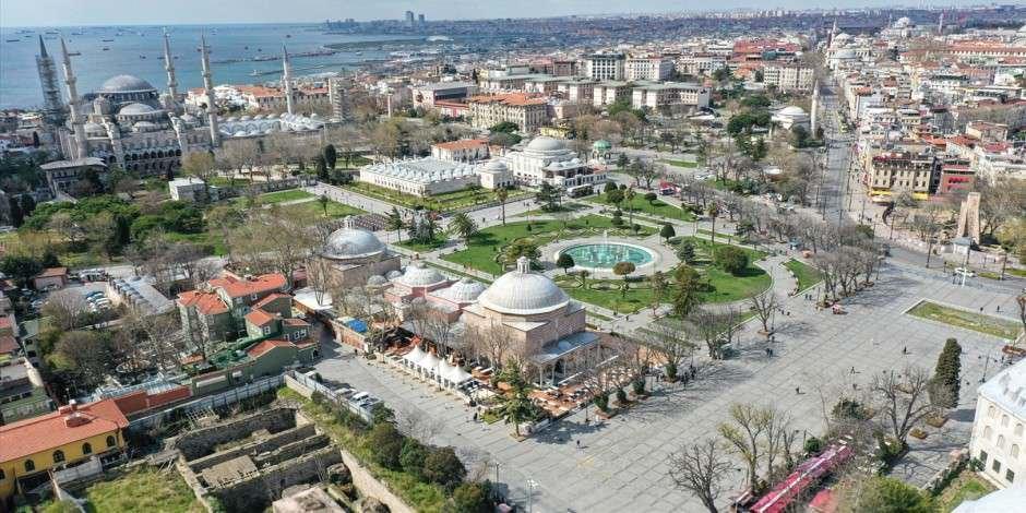 Turistler Türkiye'de güvende hissediyor