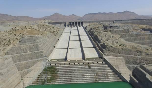 93 metreye ulaştı! Ülkenin en büyük 4. barajı olacak