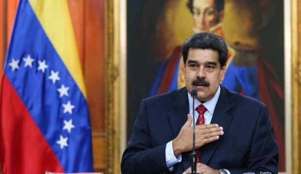 ABD'den Maduro için 15 milyon dolar ödül!