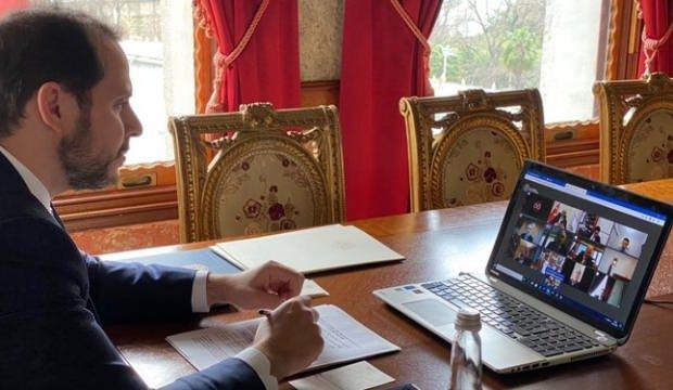 Bakan Albayrak'tan FİKKO toplantısı mesajı