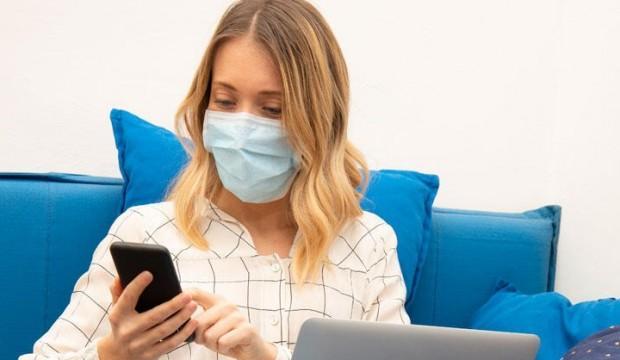 Cep telefonu kullanırken dikkat! Koronavirüs uyarısı...
