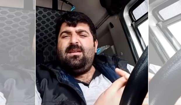 'Evde kal' çağrısını sabote eden TIR şoförü gözaltına alındı