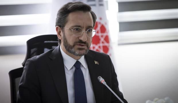 İletişim Başkanı Altun'dan G20 açıklaması
