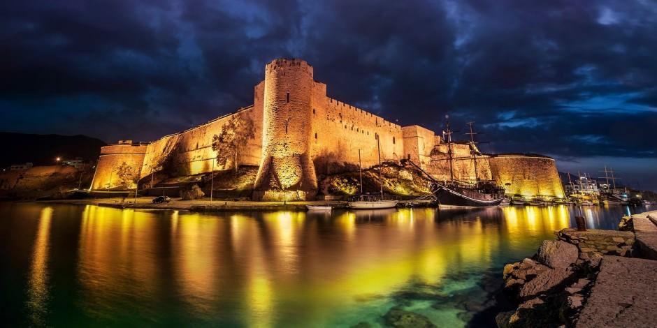 Girne Kalesi ile tarih tünelinde yolculuk