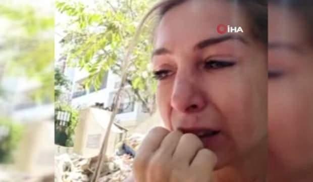Gözyaşları içinde anlattı! Korona çığlığı...