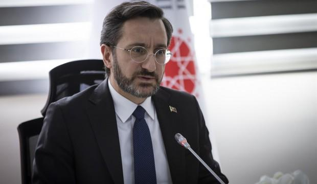 İletişim Başkanı Altun'dan '65 yaş' açıklaması