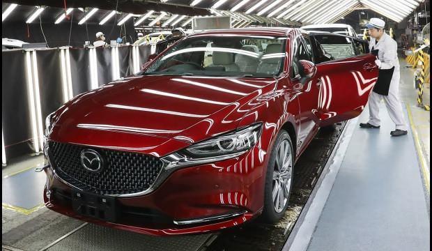 Japon devi Mazda üretime ara veriyor!