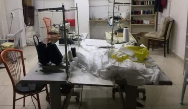 Kaçak üretilen 140 bin maskeye el konuldu