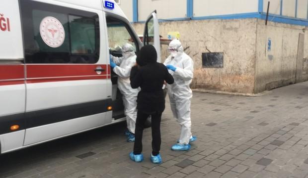 Koronavirüs test sonuçlarını beklerken hastaneden kaçtı